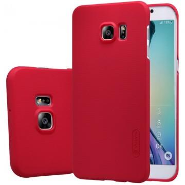 Husa Samsung Galaxy S7 Edge, Elegance Luxury X-LEVEL Metalic Red
