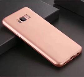 Husa Samsung Galaxy S8, FullBody Elegance Luxury Rose-Gold, acoperire completa 360 grade cu folie de protectie gratis