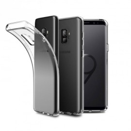 Husa Samsung Galaxy S9, TPU slim transparent