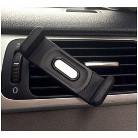 Suport auto cu prindere in ventilatie Negru