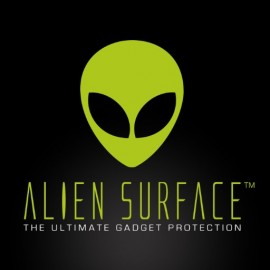 Folie Alien Surface HD, Samsung Galaxy S6 Edge, protectie spate, laterale + Alien Fiber cadou