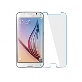 Folie de sticla case friendly Samsung Galaxy S6, Elegance Luxury transparenta
