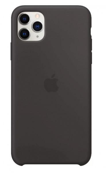 Husa Apple iPhone 11 PRO MAX , Silicon antisoc, Negru