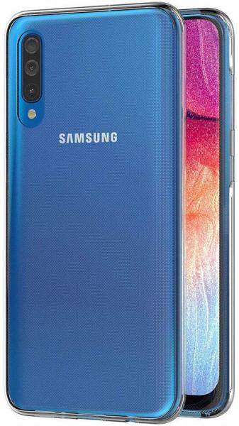 Husa Samsung Galaxy A50, FullBody Elegance Luxury ultra slim,Silicon TPU , acoperire completa 360 grade