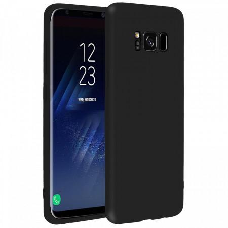 Husa Samsung Galaxy S8 Plus, slim antisoc Black