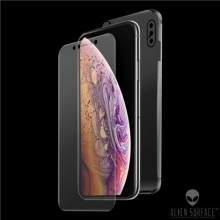 FOLIE ALIEN SURFACE HD, iPhone XS MAX, FATA,SPATE,LATERALE + ALIEN FIBER CADOU