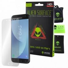 Folie Alien Surface HD, Samsung Galaxy J5 (2017), protectie ecran + Alien Fiber cadou
