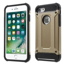 Husa Apple iPhone 6/6S, Elegance Luxury armour strong Gold