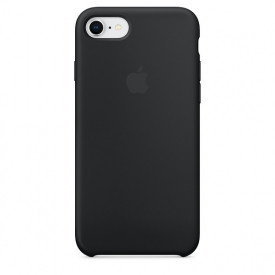 Husa Apple iPhone 8, Silicon antisoc, Charcoal Gray