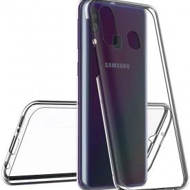 Husa Samsung Galaxy A40, FullBody Elegance Luxury ultra slim,Silicon TPU , acoperire completa 360 grade