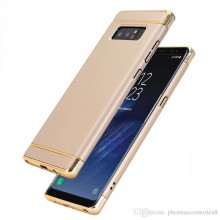 Husa Samsung Galaxy Note 8, Elegance Luxury 3in1 Auriu