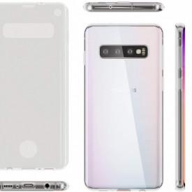 Husa Samsung Galaxy S10, FullBody Elegance Luxury ultra slim,Silicon TPU , acoperire completa 360 grade