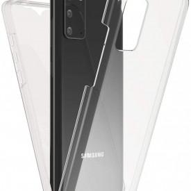 Husa Samsung Galaxy S20 Plus, FullBody Elegance Luxury ultra slim,Silicon TPU , acoperire completa 360 grade