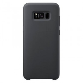 Husa Samsung Galaxy S8 ,MyStyle , Silicon antisoc, Negru