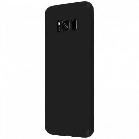Husa Samsung Galaxy S8 Plus, slim antisoc Negru