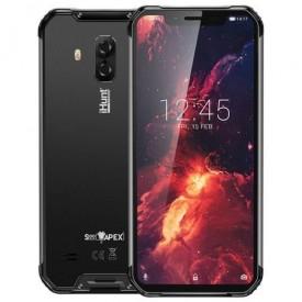 "Telefon mobil iHunt S100 ApeX, Octa-Core Helio P60, 6GB RAM, 128GB ROM, 6.21"" Full HD+ Super AMOLED, Android 8.1, 5580mAh, RO ALERT, Black"