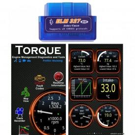 Tester / Diagnoza auto prin bluetooth Multimarca Mini OBD 2