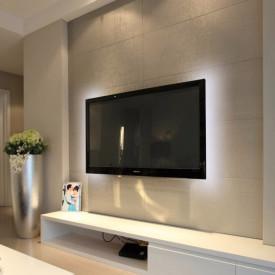 Banda LED USB pentru Iluminare Ambientala in Spatele Televizorului Backlight TV White