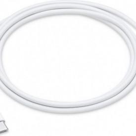 Cablu de date/ incarcare Type C - Type C Alb
