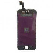 Display LCD compatibil Iphone 5, NEGRU