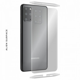 Folie Alien Surface HD, Samsung GALAXY S20 Plus, spate, laterale + Alien Fiber Cadou