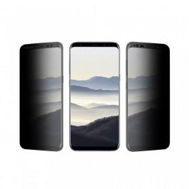 Folie de sticla 5D Samsung Galaxy S8 Plus, Privacy Glass , folie securizata duritate 9H