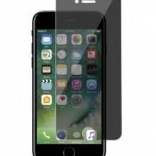 Folie de sticla Apple iPhone 8, Privacy Glass case friendly, folie securizata duritate 9H