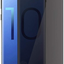 Folie de sticla Samsung Galaxy S10, Privacy Glass, folie securizata duritate 9H