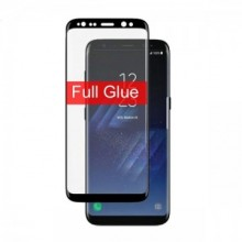 Folie de sticla Samsung Galaxy S8 Plus FULL GLUE cu margini negre Elegance Luxury
