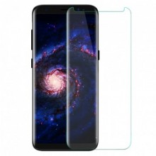 Folie de sticla Samsung Galaxy S9, Clear Case Friendly