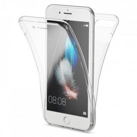 Husa Apple iPhone 8 Plus, FullBody Elegance Luxury ultra slim silicon TPU , acoperire completa 360 grade