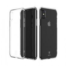 Husa Apple iPhone X, Elegance Luxury TPU slim transparent
