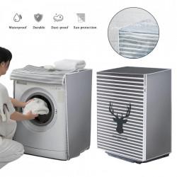 Husa de protectie pentru masina de spalat rufe si uscator de rufe, dustproof, impermeabila