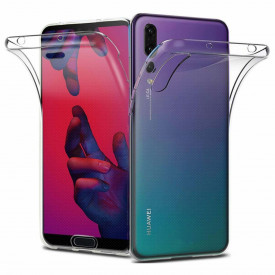 Husa Huawei P20, FullBody Elegance Luxury ultra slim,Silicon TPU , acoperire completa 360 grade