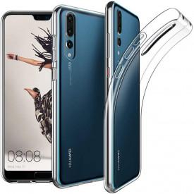 Husa Huawei P20 PRO, Elegance Luxury TPU slim transparent