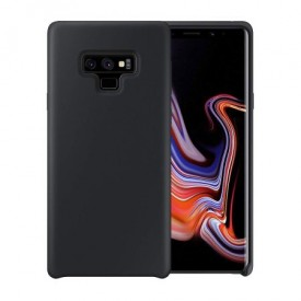 Husa Samsung Galaxy Note 9, silicon slim antisoc Negru