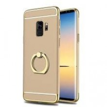 Husa Samsung Galaxy S8 Plus, Elegance Luxury 3in1 Ring Auriu
