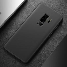 Husa Samsung Galaxy S9, FullBody Elegance Luxury Negru, acoperire completa 360 grade cu folie de protectie gratis
