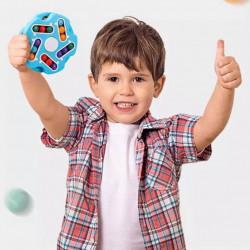 Magic Rubik's Cube, Cubul de spin gyro pentru inteligența copiilor