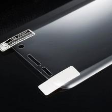 Pachet husa Elegance Luxury X-LEVEL Metalic Red pentru Samsung Galaxy S7 Edge cu folie de protectie gratis