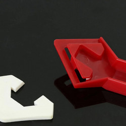 Spatule profesionale pentru intins si curatat silicon - Set 2 buc
