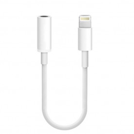 Adaptor casti audio pentru Apple ,de la Lightning la Jack 3.5mm