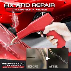 Aparat profesional pentru lipit/sudat plastic, kit pentru repararea fisurilor din plastic