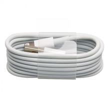 Cablu de date A++ pentru Apple iPhone -  Lightning, Alb