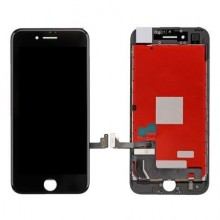 Display LCD compatibil iPhone 7, NEGRU