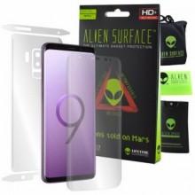 Folie Alien Surface HD, Samsung GALAXY S9 Plus, protectie ecran, spate, laterale + Alien Fiber Cadou