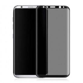 Folie de sticla 5D Samsung Galaxy S8 Plus, MyStyle Privacy Glass , folie securizata duritate 9H