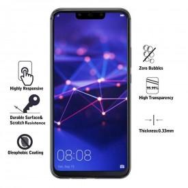 Folie de sticla Huawei MATE 10 LITE, 9D FULL GLUE Negru
