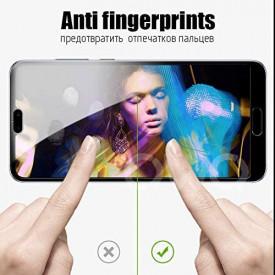 Folie de sticla Huawei P20 PRO, 5D FULL GLUE Negru