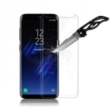 Folie de sticla Samsung Galaxy S8 Plus, transparenta case frendly Elegance Luxury